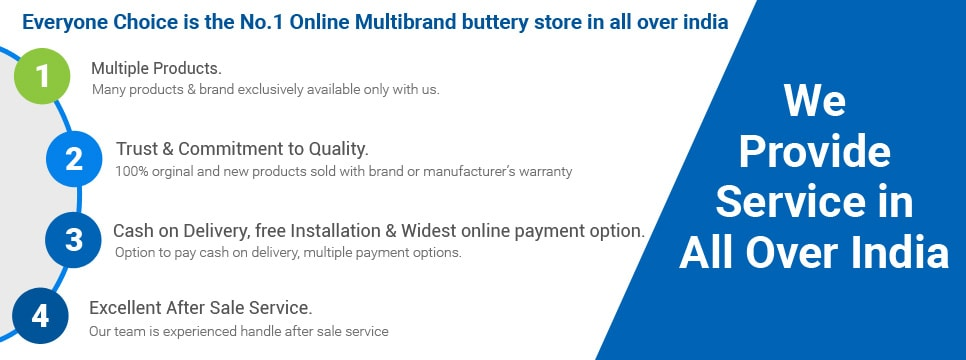 Multibrand Battery Store