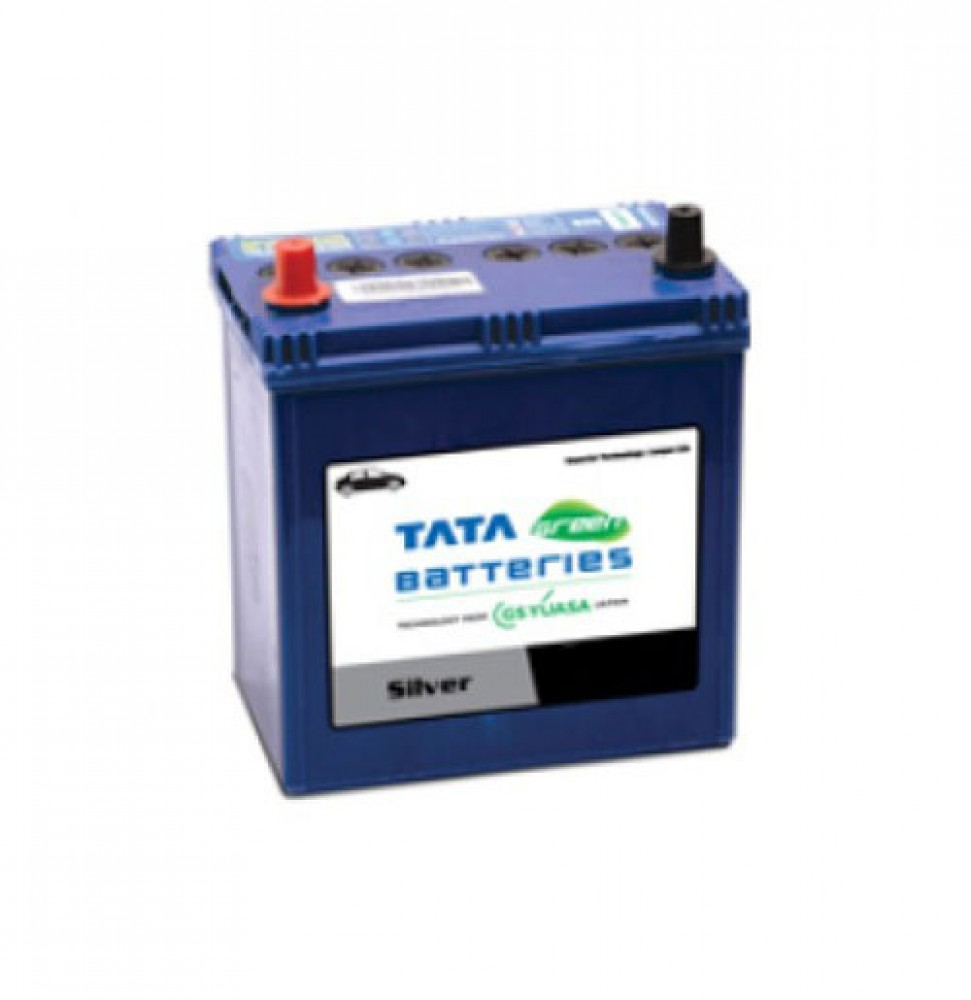 Tata Green 65D26R Silver (65Ah)