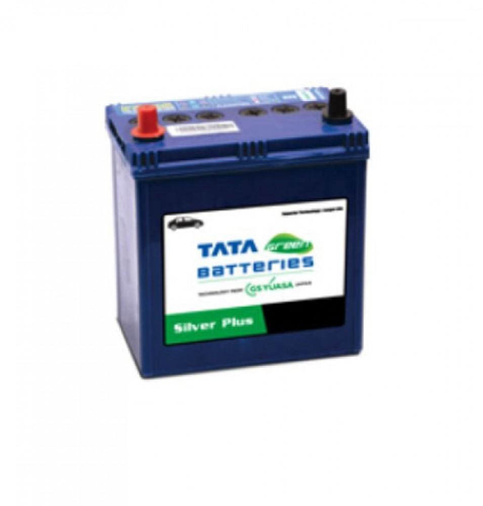 Tata Green 55D23LSilverPlus (55Ah)