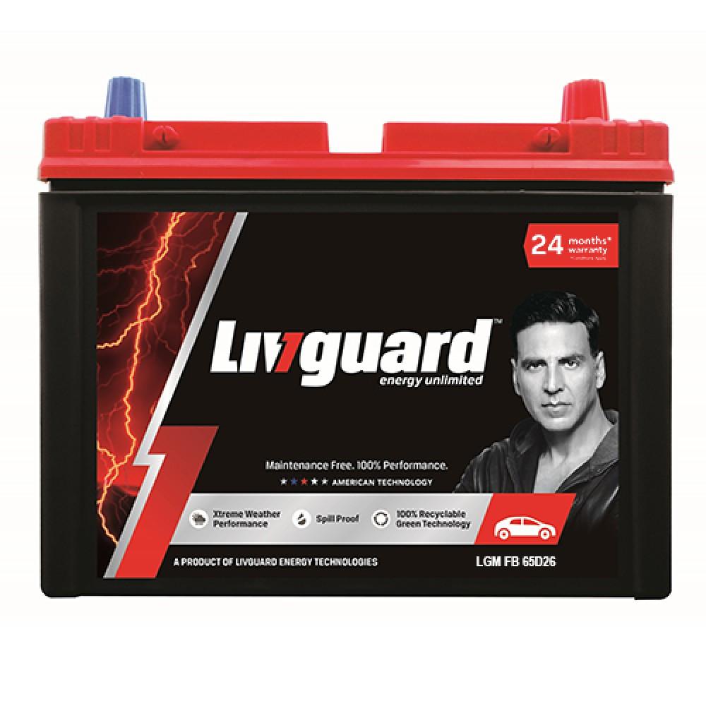 Livguard LGM FB 65D26R (65Ah)