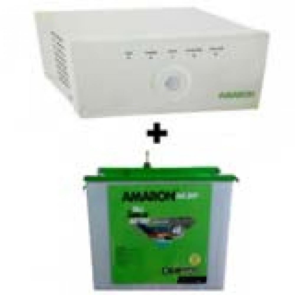 Amaron EM150ST30 (150Ah)+AMARON 880 Sine Wave HomeUps