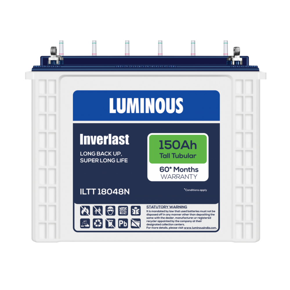 Luminous ILTT 18048 (150Ah)