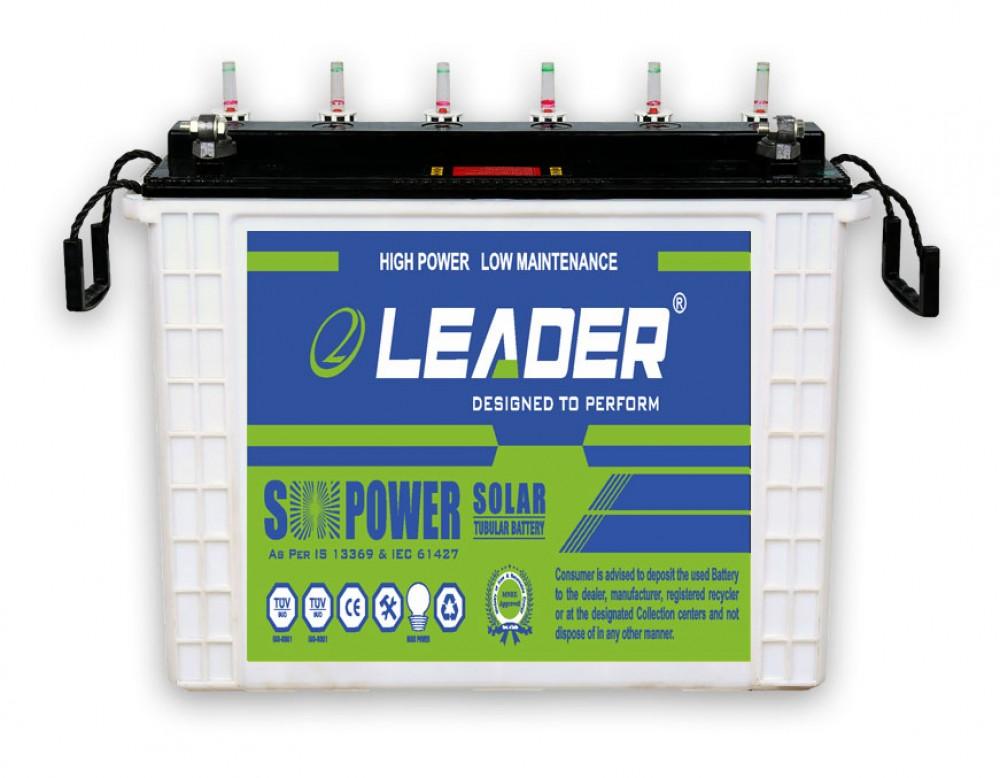 Leader LS 18036 Solar Battery