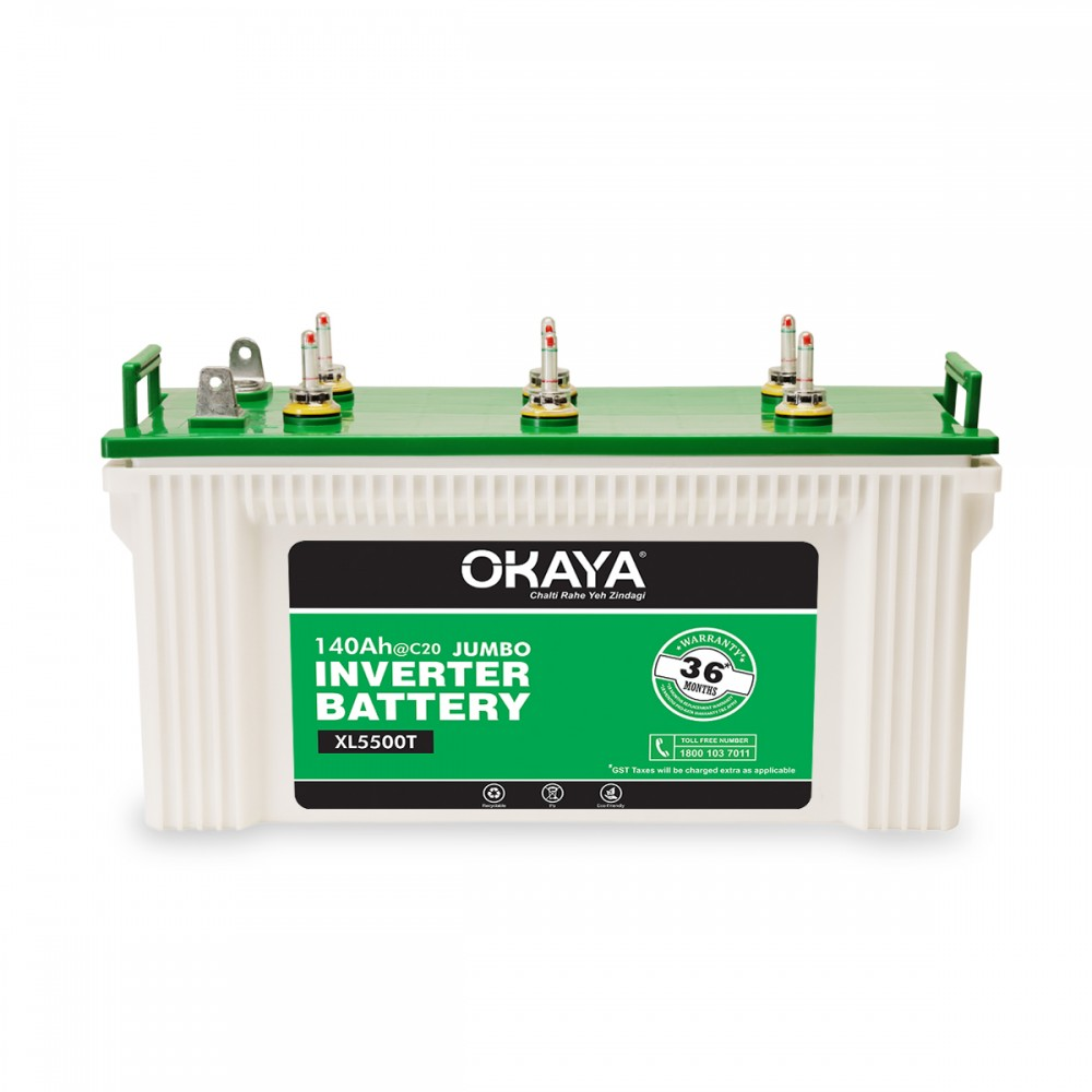 Okaya Battery 140ah Price Buy Okaya Xl 5500t 140ah