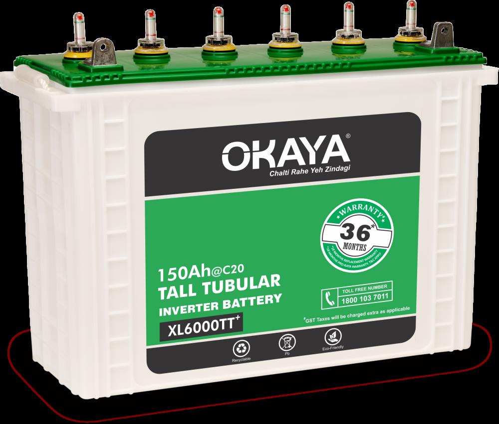 Okaya XL6000T (150Ah)