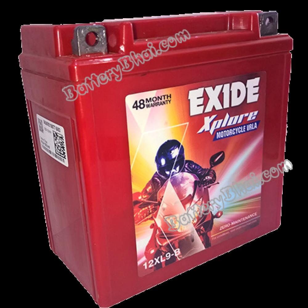 Exide FXL0-12XL9-B (9 Ah)