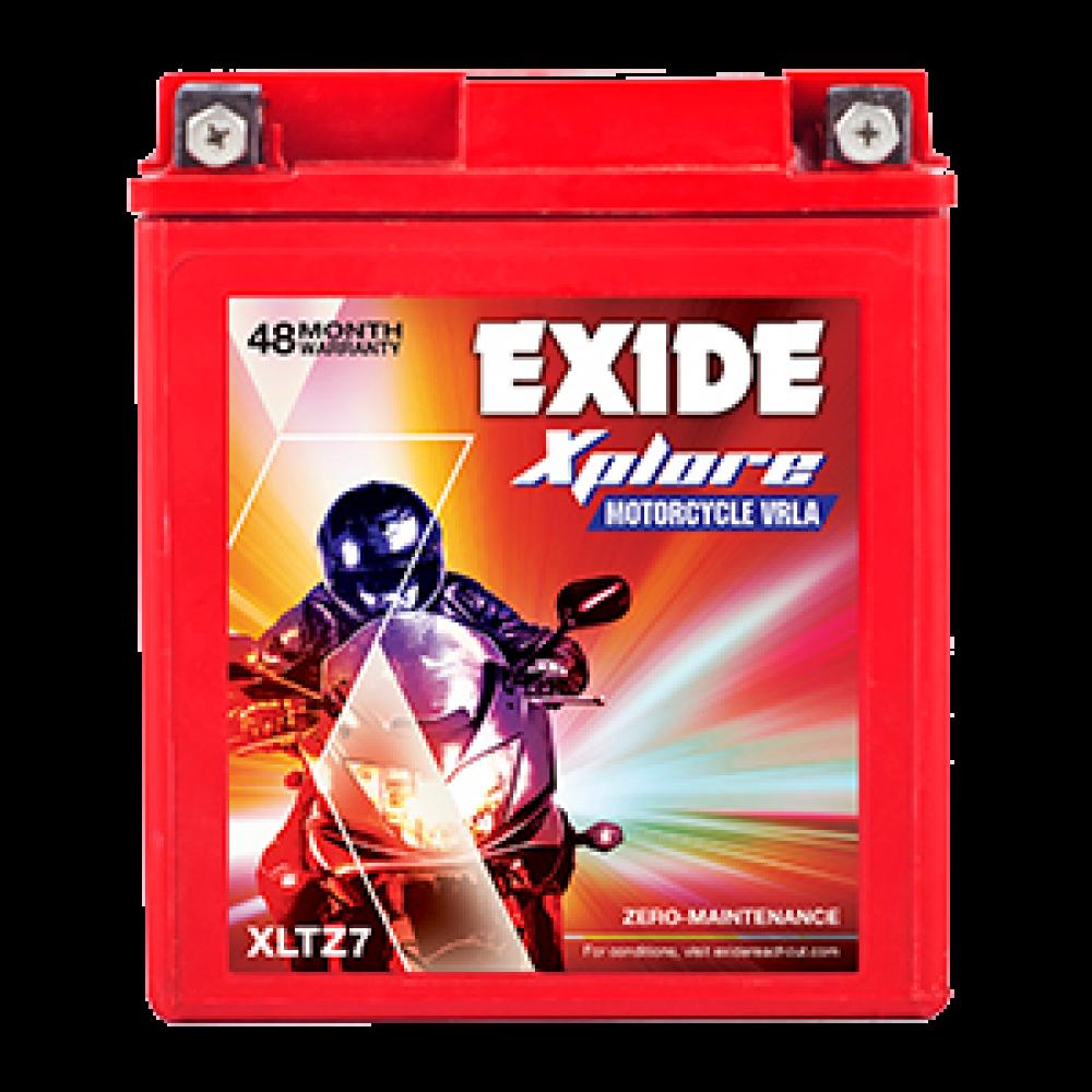 Exide FXL0-XLTZ7 (6 Ah)