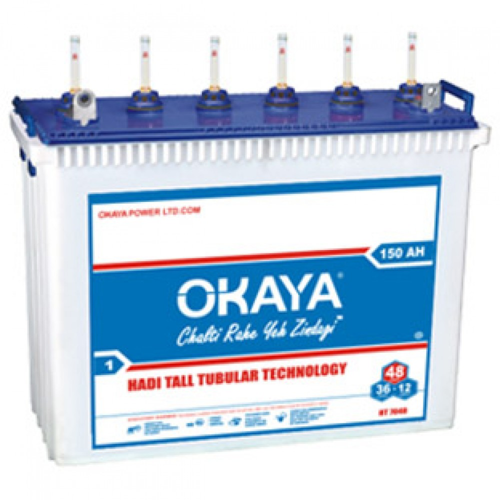 Buy Okaya Tt 5030 150ah Inverter Battery Online Okaya Tt