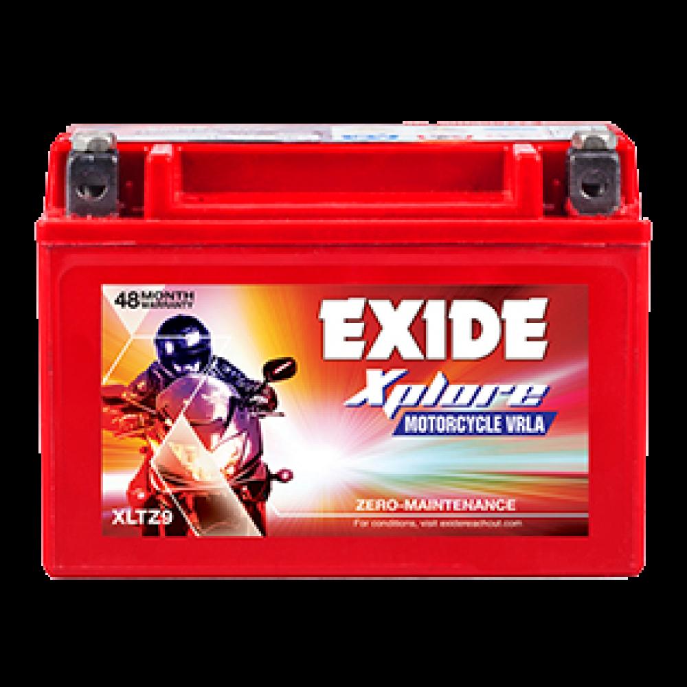Exide FXL0-XLTZ9 (8 Ah)