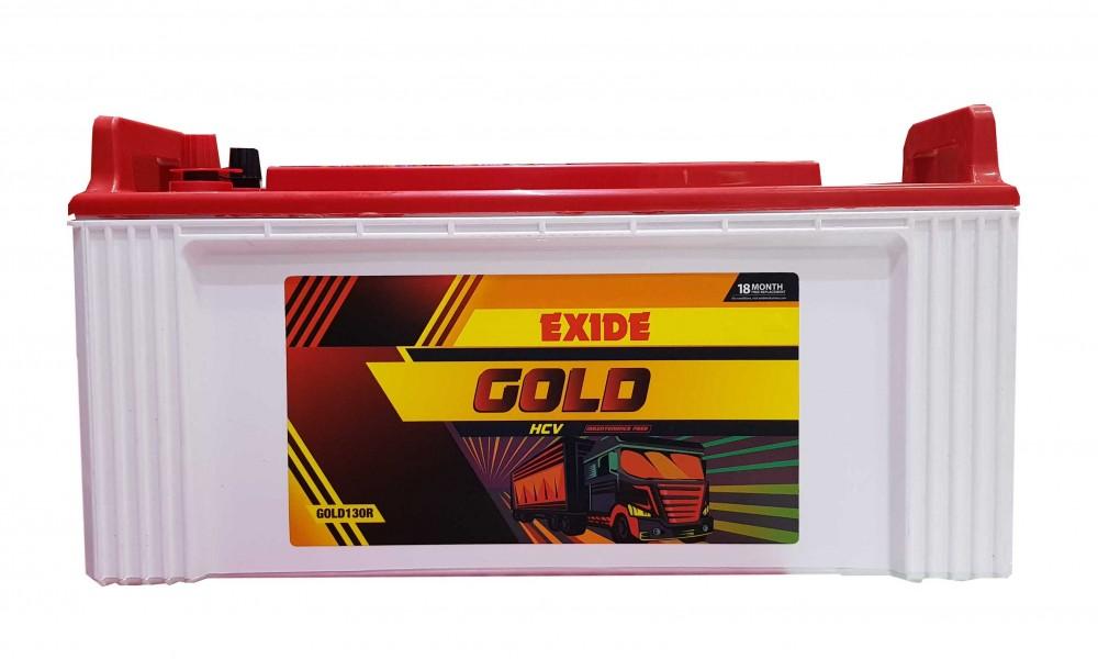 Exide GOLD 130Ah