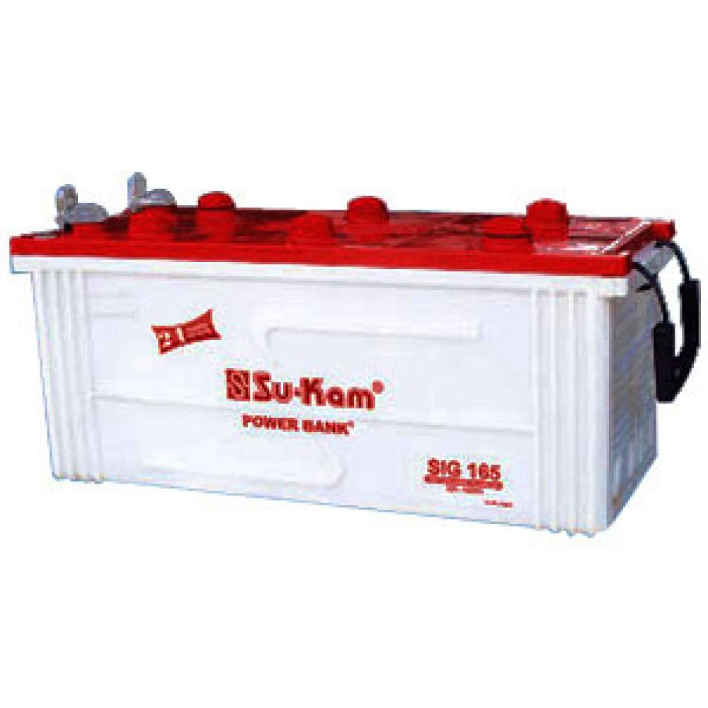 Exide Battery Review >> Buy Su-Kam SIG (165Ah) Inverter Battery Online,Su-Kam SIG (165Ah) Inverter Battery Price
