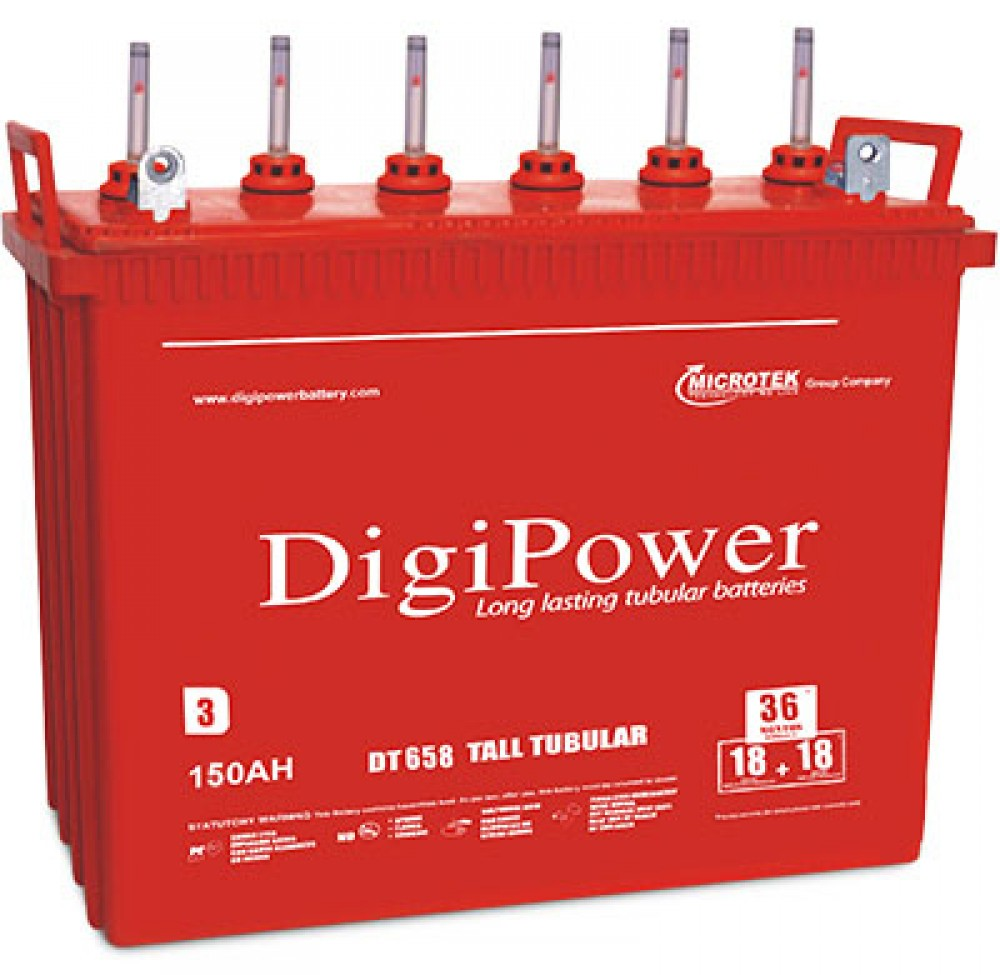 DigiPower DT 658 (150Ah)