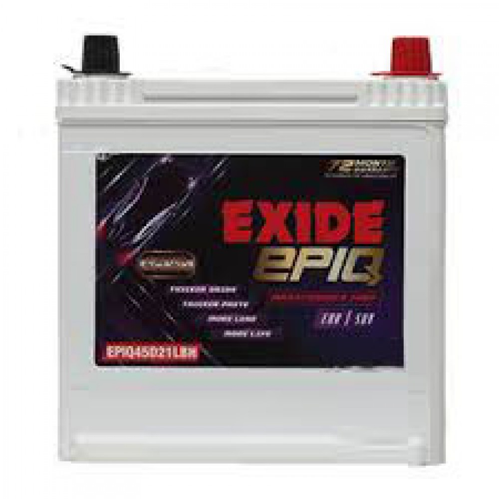 Exide EPIQ45D21LBH (45Ah)