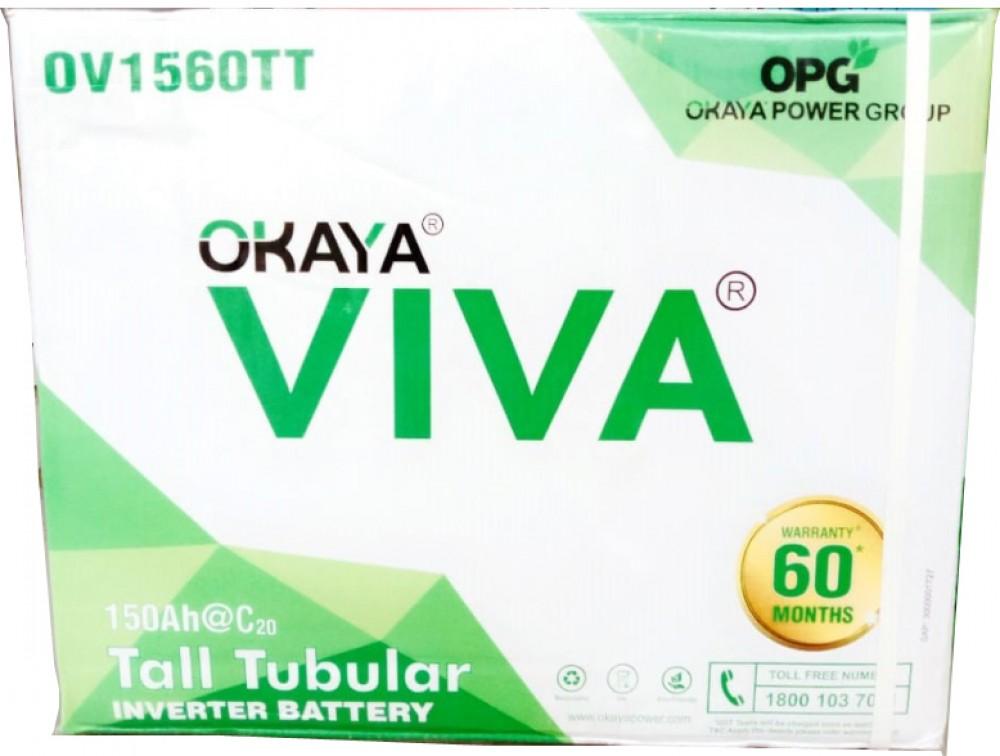 Okaya Viva OV 1560TT 150ah