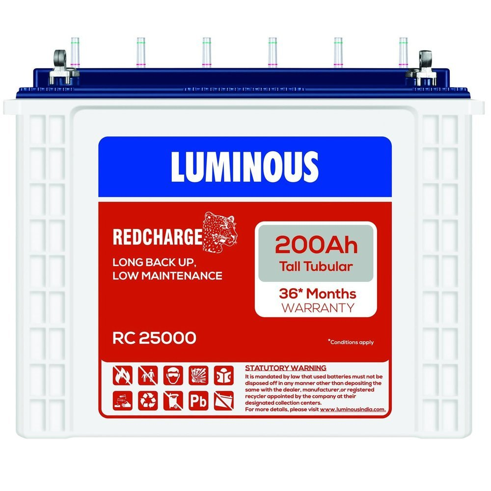 LUMINOUS RC25000