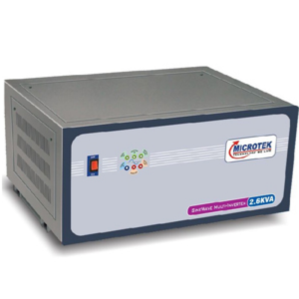 Buy Microtek Sinewave Multi Inverter 5 6 Kva Online