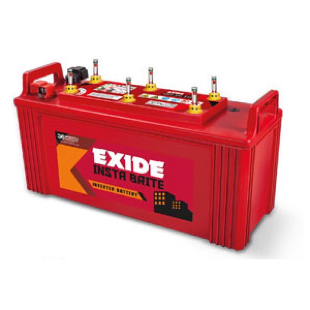 buy exide ins brt1500 150ah inverter battery online. Black Bedroom Furniture Sets. Home Design Ideas