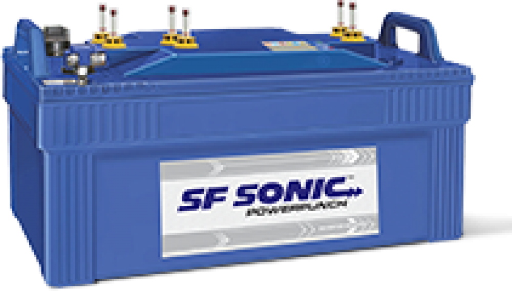 SF Sonic (Exide)  Power Punch FFP0-PP1500 (150Ah)