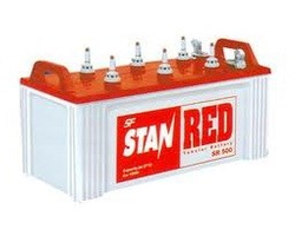 SF Sonic (Exide) Stan Red-SR-500 (150Ah)