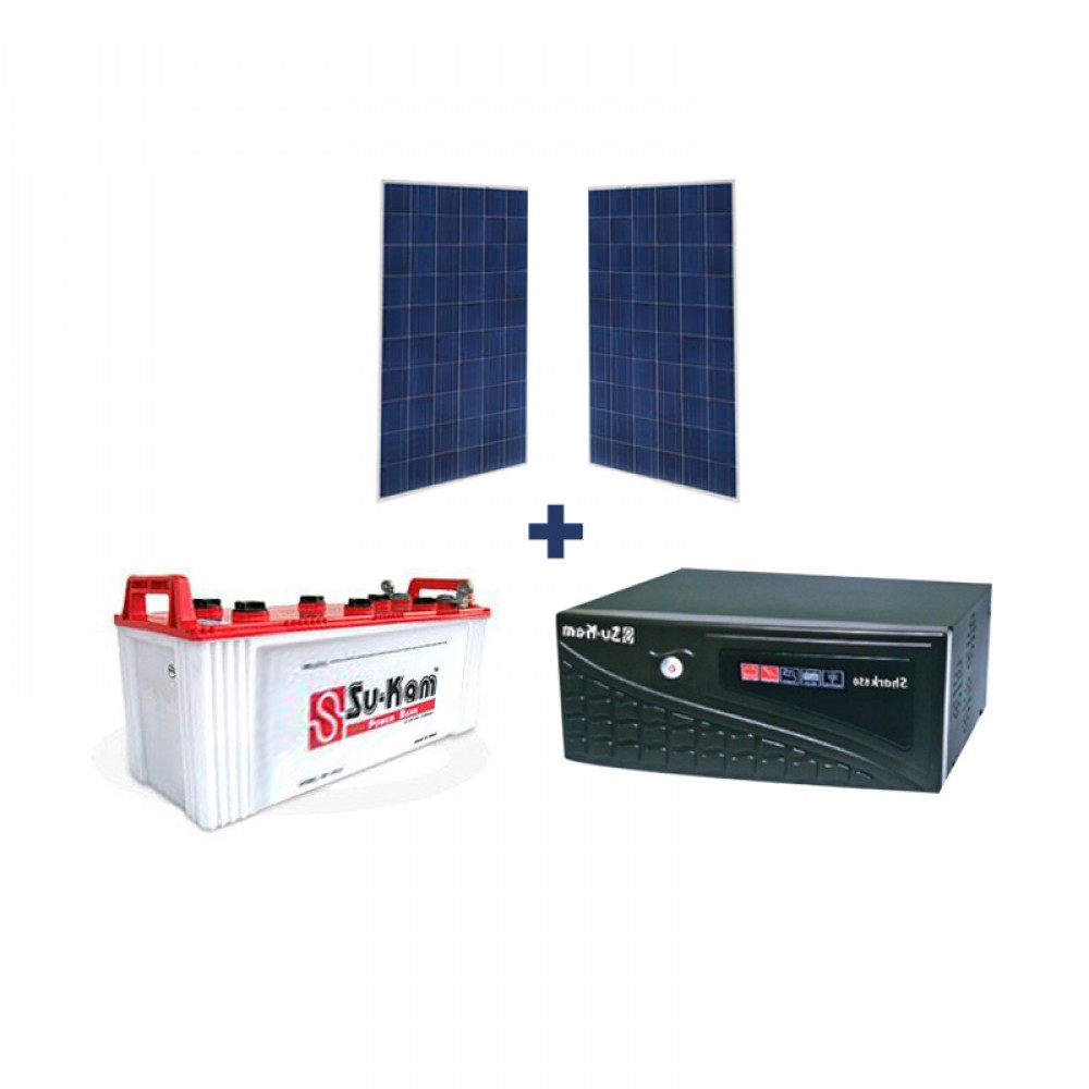 Sukam 450W/Ups 900/ 150AH Battery Structure