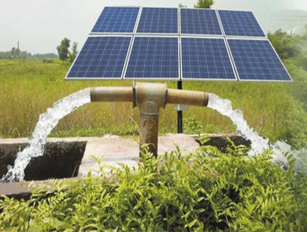 Solar Water Pump Converter (0.5HP)