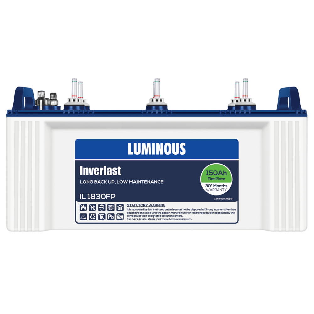 Luminous INVERLAST - IL 1830FP (150ah)
