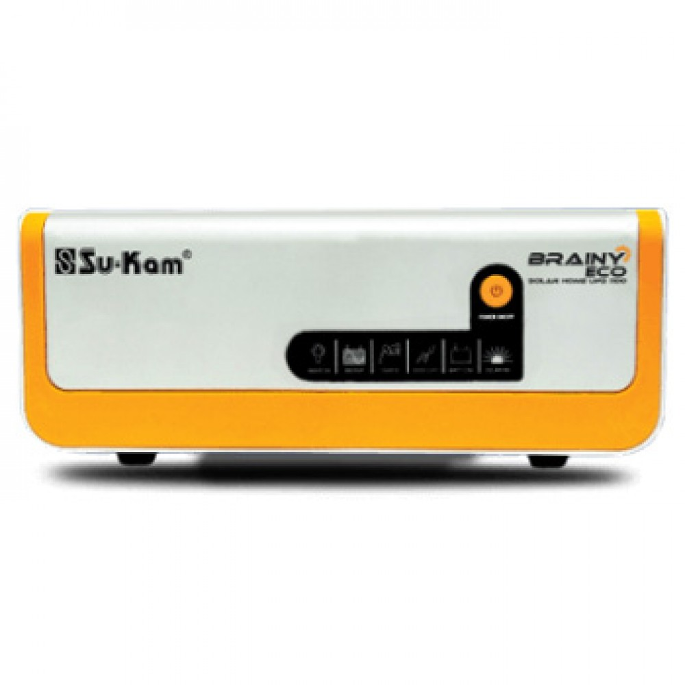 SU-KAM BRAINY ECO 1600 SOLAR HOME UPS
