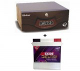 Su-Kam Shiny Sine Wave 900VA Home UPS+Exide Gel Magic-1500 150AH