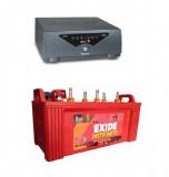 Product Code: MICROTEK 950 VA HYBRID + INSTABRIGHT 1350 (135AH )