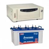Microtek Home Ups EB 700 VA + MtekPower EB 1900 (160 AH)