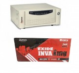 Exide Inva king 1350+MICROTEK INVERTER