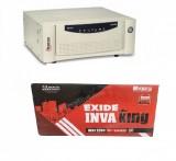EXIDE INVA KING 135 AH +MICROTEK 700 VA UPS