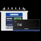 Luminous ILTT 18048 (150Ah) & Home UPS  Zelio 1100