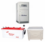 Su-Kam 5KVA Sine Wave Home Ups + SIG 150Ah Battery 96
