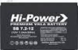 HI-Power VRLA BATTERY 7AH