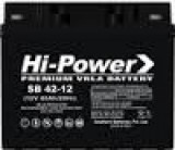 HI-Power VRLA Battery 42Ah