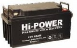 HI-Power VRLA Battery 65Ah