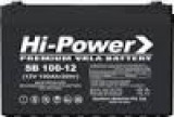 HI-Power VRLA Battery 100Ah