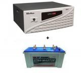 SuKam Shark 700VA Home Ups + Sfsonic (Exide) Stan Master SM8500 (150Ah)
