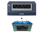 Luminous Eco Watt 650 or 665 + Sfsonic (Exide) Stan Master SM8500 (150Ah)