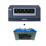 Luminous Eco Watt 850or865or950 + Sfsonic Stan Master SM8500 (150Ah)