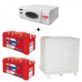 Exide ECO 1500VA+ Inva Red 500(150Ah) Battery