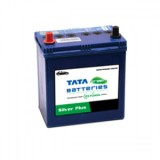 Tata Green 55D23L Silver Plus (54 Ah)