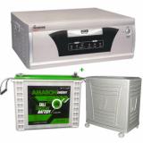 Microtek UPS EB 900 VA+AMARON CRTT (180Ah)