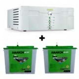 Amaron Sine Wave 1400 Home Ups+CR-CRTT 200  ah