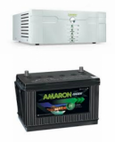 Amaron Sine Wave 675va Home Up+CR-I1350D04R 135AH