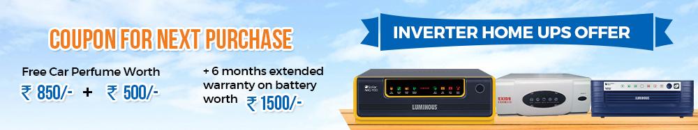 Inverter & Home UPS