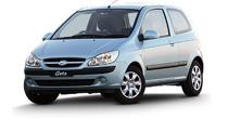 Hyundai Getz 1.3 Petrol