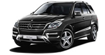 Mercedes Benz New M Class ML 350 Petrol