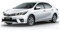 Toyota Corolla Altis Petrol